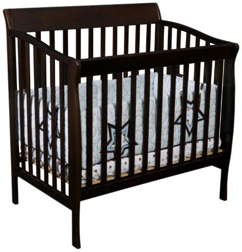 Delta Children Riley Mini Crib - 1