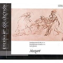 String Quartet No. 15 in D Minor, K. 421: I. Allegro moderato