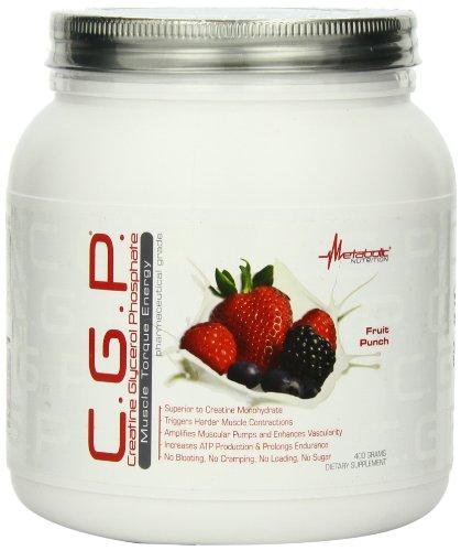 Nutrition métabolique CGP diète supplément