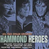 Hammond heroes - 60s R&B heroesby VARIOUS ARTISTS