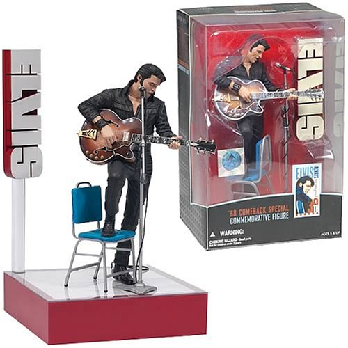 Buy Low Price Lucky Yeh International Collector's Edition Boxed Set Elvis '68 Special Figure (B000NX1E54)