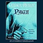 Page: Book 2 of the Protector of the Small Quartet Hörbuch von Tamora Pierce Gesprochen von: Bernadette Dunne