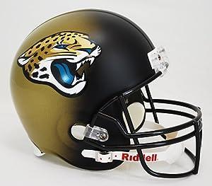 NFL Jacksonville Jaguars Deluxe Replica Helmet by Riddell