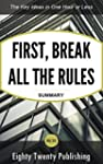 First, Break All the Rules by Bucking...