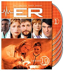 ER: The Complete Tenth Season by Warner Home Video