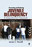 img - for By James (Buddy) C. (Carlton) How Preventing and Reducing Juvenile Delinquency: A Comprehensive Framework (2e) book / textbook / text book