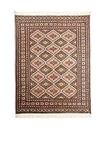 RugSense Alfombra Kashmir Marrón/Multicolor 167 x 125 cm