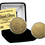 Barack Obama 44TH President of the United States 24KT Gold Coin
