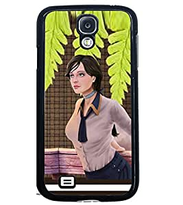PRINTSWAG BEAUTIFUL GIRL Designer Back Cover Case for SAMSUNG GALAXY S4