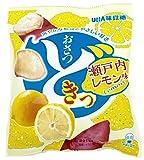 ユーハ おさつどきっ瀬戸内レモン味 60g×10袋