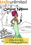 Cultural Women: A Coloring Book of 23...