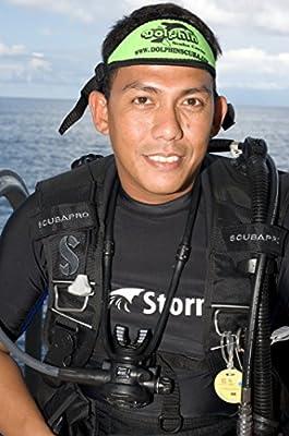 Storm Scuba Diving Regulator Necklace - 28 in.