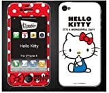 Gizmobies(ギズモビーズ) iPhone4 ケース Hello Kitty (iPhone 4)