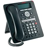 Avaya one-X Deskphone Value Edition 1608-I - VoIP phone - H.323 - black(700458532)