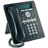 Avaya one-X Deskphone Value Edition 1608-I - VoIP phone - H.323 - black(700458532)