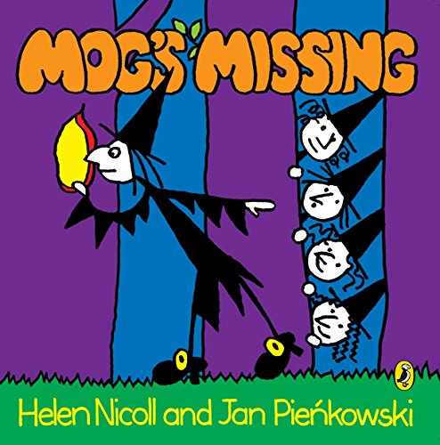 Mog's Missing (Meg and Mog)
