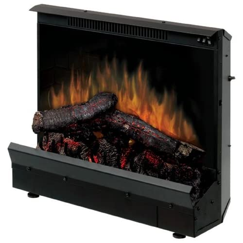 Dimplex DFI2310 Electric Fireplace Deluxe 23-Inch Insert, Black review