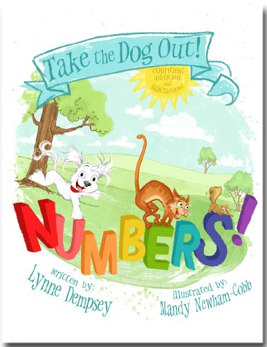 Numbers!: Take the Dog Out cover
