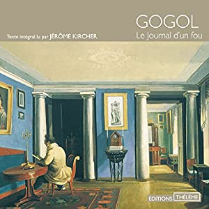 Le Journal d'un fou | Livre audio