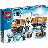 レゴ シティ アイスベーストラック 60035