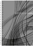 Brunnen Modell 791 Buchkalender Opus schwarz