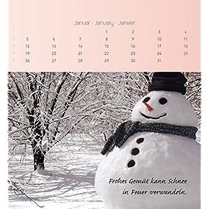 Lebensfreude Tag für Tag 2015 - Postkartenkalender (15 x 16) - mit Zitaten