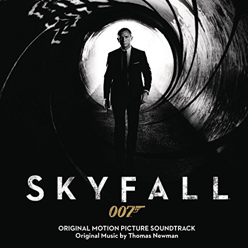 Original album cover of Skyfall by James Bond - OST