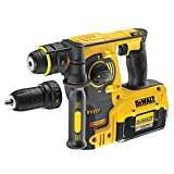 Dewalt DCH364M2-GB 36V SDS-Plus Rotary Hammer Drill with Quick Change Chuck with 2 x 4.0Ah Batteries