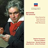 Beethoven: The Concertos (Coffret 4 CD)