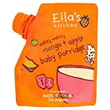 Ella's Kitchen Wakey Wakey Mangoes and Apples Baby Porridge 125g