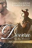 COWBOY ROMANCE: Devon (Western...