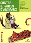 Contes et fables d'animaux CE2
