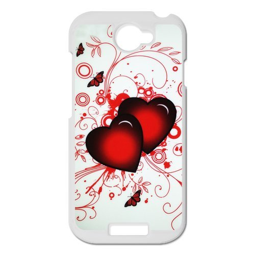 Generic Cell Phone Cases Cover For Htc One S Case Fashionable Art Designed With Beautiful Butterfly - K Personalized Shell front-1074209