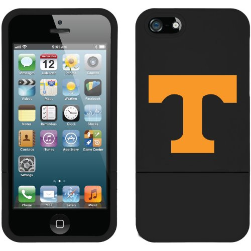 Great Sale University of Tennessee - T design on a Black iPhone 5s / 5 Slider Case by Coveroo