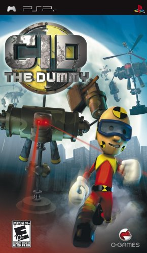 CID the Dummy - Sony PSP - 1