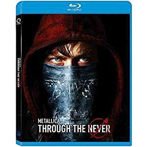 Metallica Through the Never [Blu-ray 3D + Blu-ray]