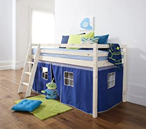 BLUE Tent for Cabin Beds / Bunk Beds