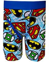 Fruit of the Loom Boys DC Comics Justice League Logo Boxer Brief