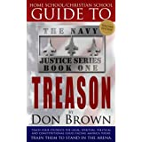 Home School / Christian School Guide to TREASON - Teacher Edition ~ Don Brown
