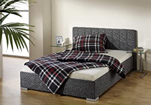 stilbetten bett polsterbetten polsterbett scott mit. Black Bedroom Furniture Sets. Home Design Ideas