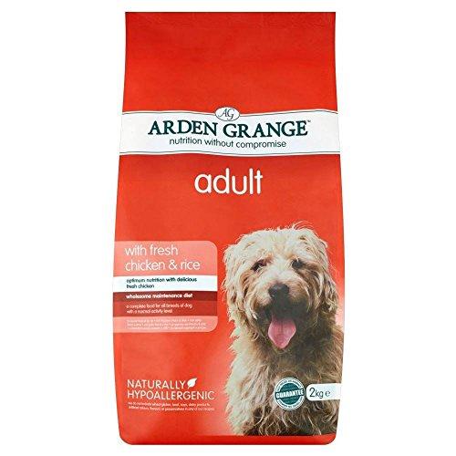 Arden Grange Adult Dog Food Chicken (2Kg)
