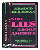 img - for Nine lies about America book / textbook / text book
