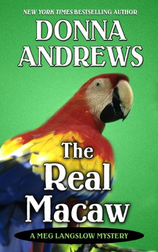 book cover of The Real Macaw