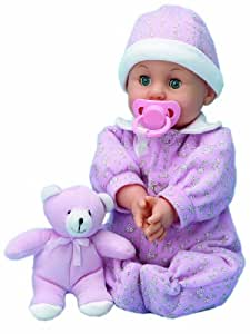 Small World Toys All About Baby Dolls - Hands That Hold Lilly