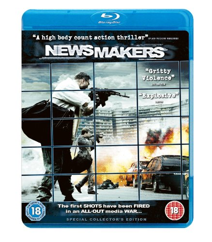 Newsmakers [Blu-ray] [2009]