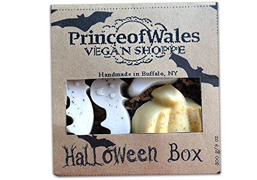 Halloween Soap Box: 4 Soaps