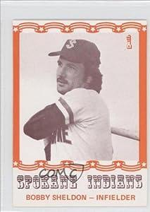 Bobby Sheldon Bob Sheldon (Baseball Card) 1976 Spokane Indians Caruso #1 by Spokane Indians Caruso