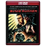 Blade Runner (Five-Disc Complete Collector's Edition) [HD DVD] ~ Harrison Ford