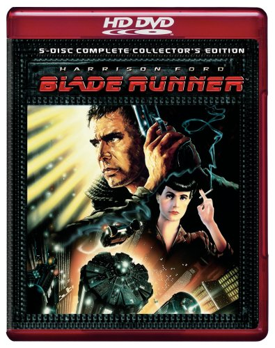 Cover art for  Blade Runner (Five-Disc Complete Collector's Edition) [HD DVD]