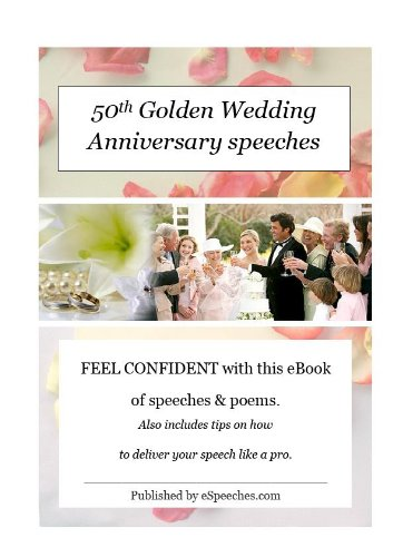 50th Wedding Anniversary Rings